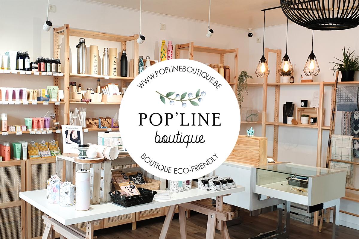 Pop'line boutique eco-friendly
